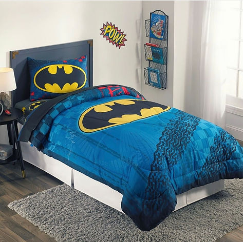 With Christmas Around The Corner Look No Further You Can Transform Your Kiddo Room Or As We Call It Bat Cave Into Superhero Fortress