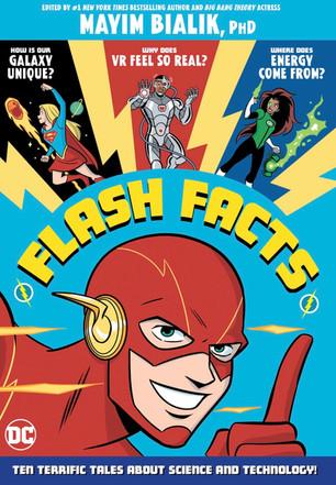 Batman Teaches 3-D Printing in Flash Facts - STEM Graphic Novel!
