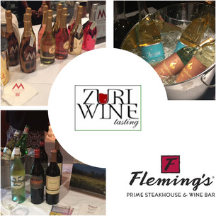 Zuri Wine 4th Annual Sip & Shop