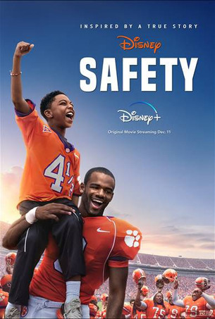 SAFETY is Streaming Exclusively on Disney+ Starting December 11th!