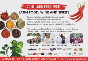 ¡Latin Food Fest!