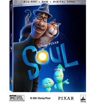 Disney and Pixar's Soul Sparks to Life on 4K Ultra HD™, Blu-ray™, DVD and Digital March 23!