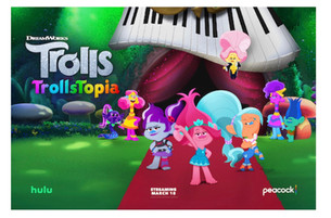 DreamWorks Animation Releases Groovy TrollsTopia Season Two Trailer!