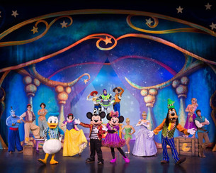 TICKETS FOR DISNEY LIVE! PRESENTS MICKEY AND MINNIE'S DOORWAY TO MAGIC! Coming to the Southland Janu