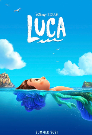 "DISNEY AND PIXAR'S ""LUCA""—TEASER TRAILER NOW AVAILABLE, PLUS VOICE CAST REVEALED!"
