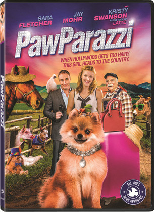"""""""PawParazzi,"""" arriving on DVD, Digital, and On Demand March 19!"""