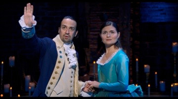"""TRAILER FOR THE TONY AWARD®- AND PULITZER PRIZE- WINNING MUSICAL """"HAMILTON"""" THE FILM"""
