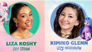 MY LITTLE PONY: A NEW GENERATION with Liza Koshy and Kimiko Glenn!