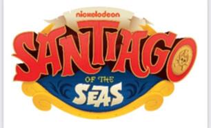 SANTIAGO OF THE SEAS HALLOWEEN COOKIE RECIPE!