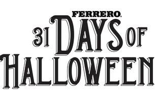 Ferrero's 31 Days of Halloween Inspires Special Moments Throughout October!