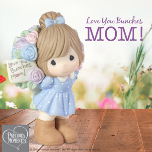 Gift Precious Moments on Mother's Day!