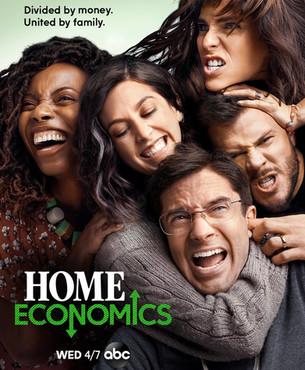 HOME ECONOMICS  SERIES PREMIERE TONIGHT!