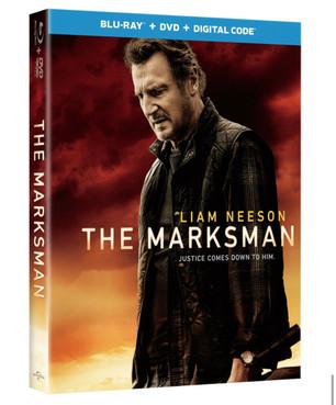 The Marksman en Digital el 27 de abril y en Blu-ray™, DVD y Bajo Demanda el 11 de mayo!