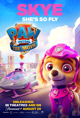 Exclusive Interview with Lilly Bartlam, the Voice of Skye in PAW Patrol: The Movie!
