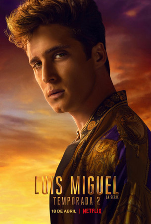 El mundo gira y tú sabes que es por… el nuevo tráiler de  Luis Miguel, La serie