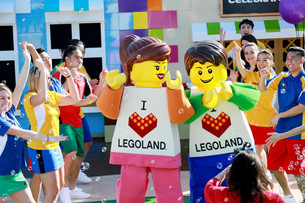 LEGOLAND® CALIFORNIA RESORT BRINGS ITS BRICK-OR-TREAT HALLOWEEN PARTY TO SHRINERS FOR CHILDREN MEDIC