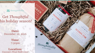 'Thoughtfully' Introduces An Unforgettable Gifting Experience, Just In Time For The Holidays