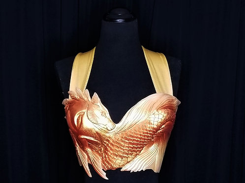 Kelpie Seahorse Mermaid Bra Rental (#0544)