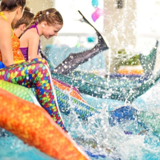 Private Mermaid Training Party (Ages 8+)