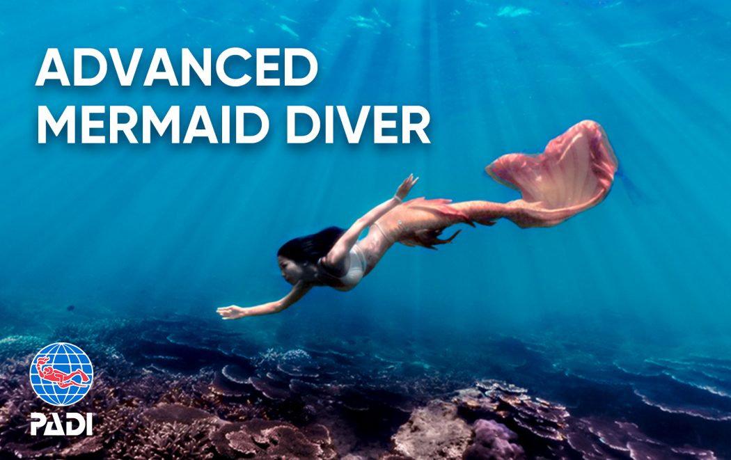 PADI Advanced Mermaid Certification