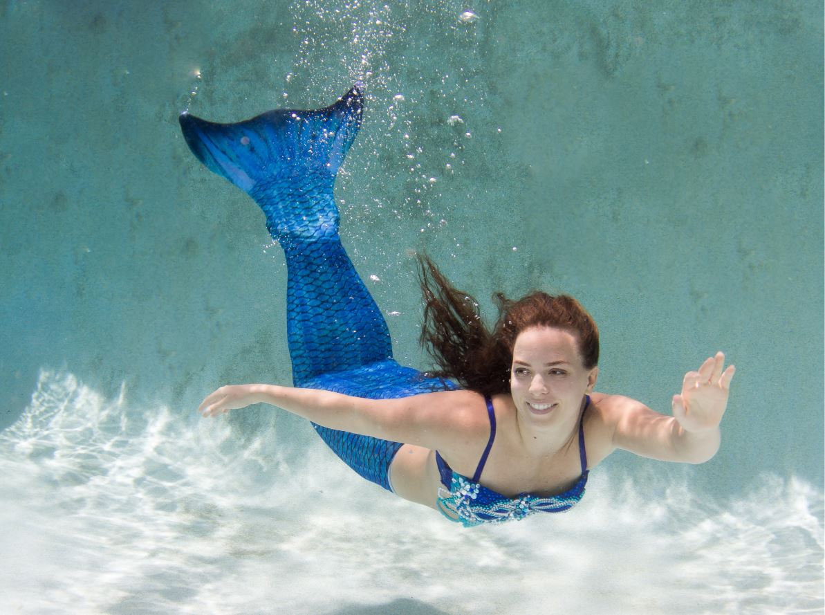 Private Mermaid Lesson (Ages 6+)