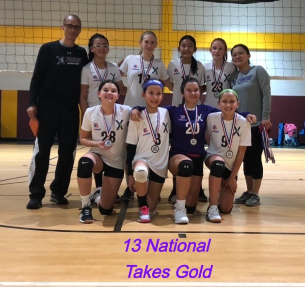1st Place-13 National