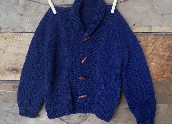 Chaleco de lana T: 2-3
