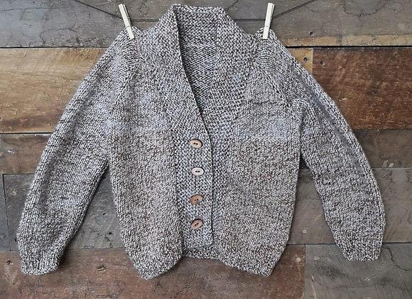 Chaleco de lana mujer T XS