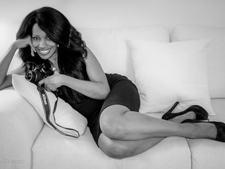 Gina Carey Palm Springs California's First Black Female Filmmaker