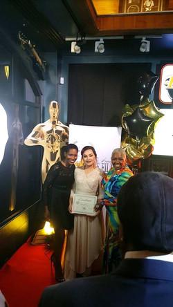 Gina Carey 2017 CV Indie Film Awards