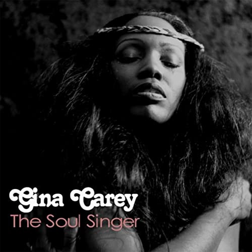 "Gina Carey "" The Soul Singer"""