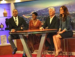 Gina Carey Live Interview on KMIR Desert Living withBryan Gallo