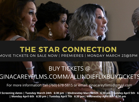 """GNA UNIVERSAL MEDIA TO PREMIERE, """"THE STAR CONNECTION"""" MOVIE IN RANCHO MIRAGE"""