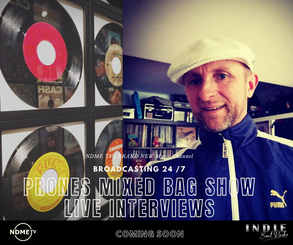 DJ Prone Indie Soul Radio