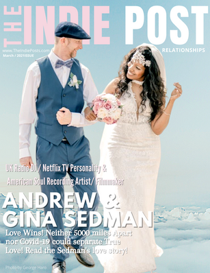 Andrew and Gina Sedman