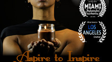 "Coachella Valley Recording Artist and Filmmaker, Gina Carey, to Premier new Documentary, ""Aspire to"