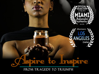 """Coachella Valley Recording Artist and Filmmaker, Gina Carey, to Premier new Documentary, """"Aspire to"""