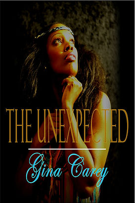 Gina Carey The Unexpected Book Cover