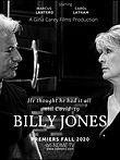 Billy Jones Black and White Poster 2 jpe
