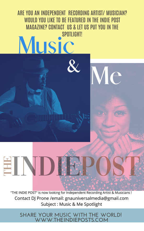 Music & Me The Indie Post
