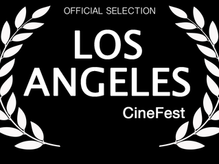 Indie Film Maker , Gina Carey Receives four official Selections into Film Festivals to date