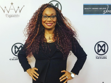 """Two Time Business Owner,"""" Kelly Anne"""" Taking The Hair Skin Scalp Industry to Another Level!"""