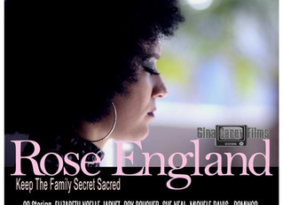 """Gina Carey Films to Produce 2 New Feature Films in 2018, """" Rose England & Acts of Kindness&"""