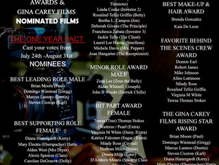 """Big Rock Pub to Host, Gina Carey Films """"The One Year Pact Movie"""" Cast Wrap Party & Awards"""