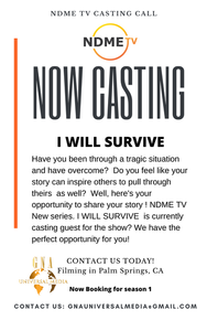 NDME TV Casting Call TI Will Survive