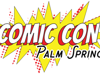 Filmmaker Gina Carey to be one of the Guest Panelist at the Palm Springs Comic Com Palm Springs Conv