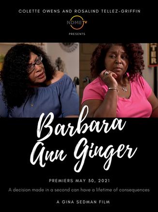 Barbara Ann Ginger Movie Poster