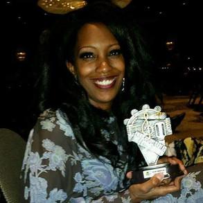 Praise God! I won a CV Music Award!  To