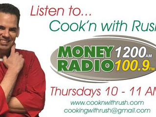 Indie Filmmaker Gina Carey to be on the Josh Rushlow Show on MoneyRadio. 1200 am Monday September 11