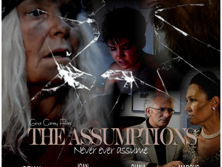 "Gina Carey's New Movie "" The Assumptions"" Trailer"